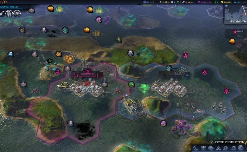Civilization Beyond Earth — Чей гекс?