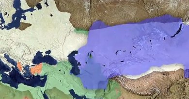 Интерактивная видео-карта распространения религий