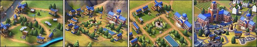 Кампус в Sid Meier's Civilization VI