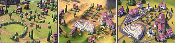 Театральная площадь в Sid Meier's Civilization VI