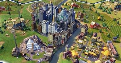 Города в Sid Meier's Civilization VI
