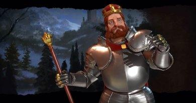 Фридрих I Барбаросса - лидер Германии в Sid Meier's Civilization VI
