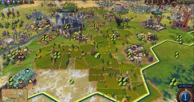 Civilization 6 - Улучшения города