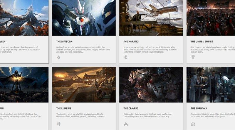 Какая фракция в Endless Space 2 вам наиболее симпатична?