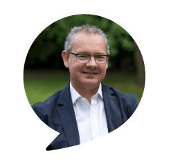 Olivier Bouleau, coach développement personnel et bonheur, auteur d'un livre sur l'audace