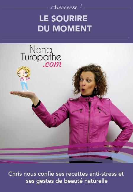 Chris Martin, naturopathe et spcialte de l'endometriose, invitée chez Les Happycuriennes