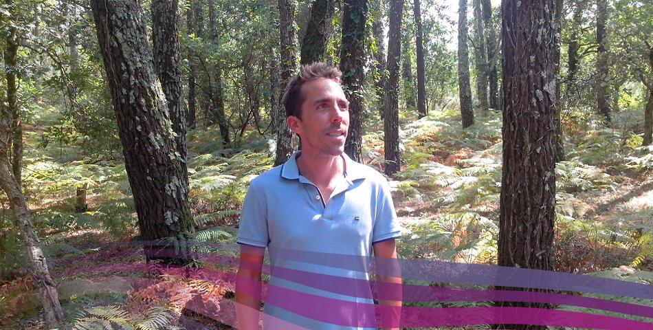 Nicolas Bourseul, naturopathe et professeur de qui gong et yoga, Toulouse