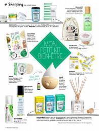 L Audacieuse, creme eclat pour peau fatiguee, dans le magazine MODES et TRAVAUX de Janvier 2017