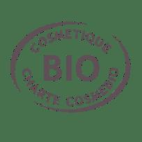 Logo cosmebio - Les Happycuriennes, marque certifiee bio par Ecocert