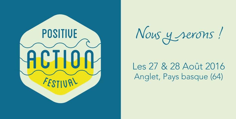 Les Happycuriennes, marque de cosmetique bio et vegan made in France, participe au Positive Action Festival a Anglet