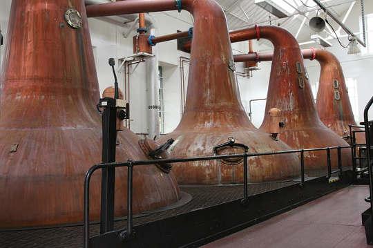 Alambic pour distillation a la vapeur d'eau - eau florale - huille essentielle - hydrolat