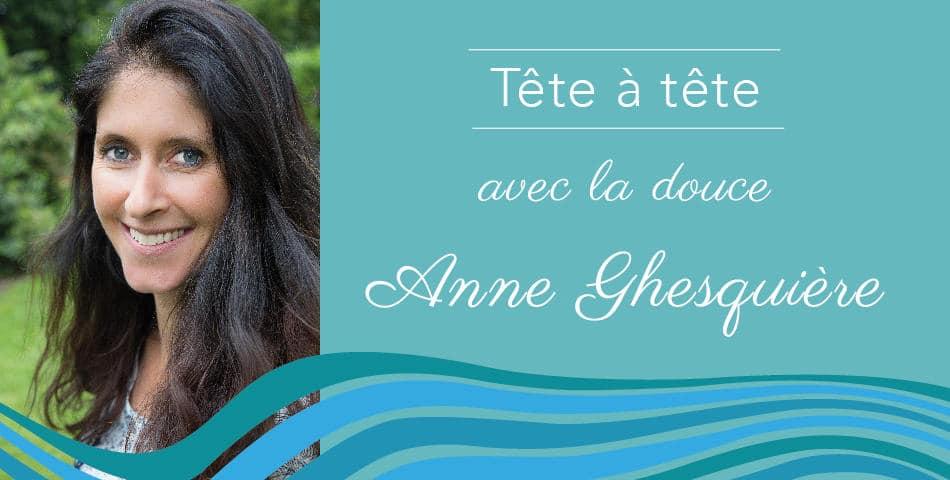 Anne Ghesquière Femininbio