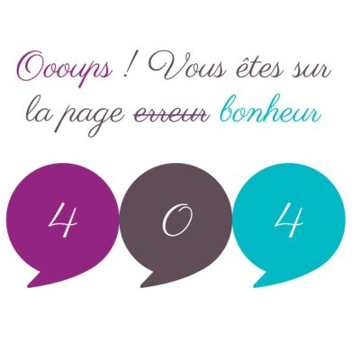 Page 404 Les Happycuriennes