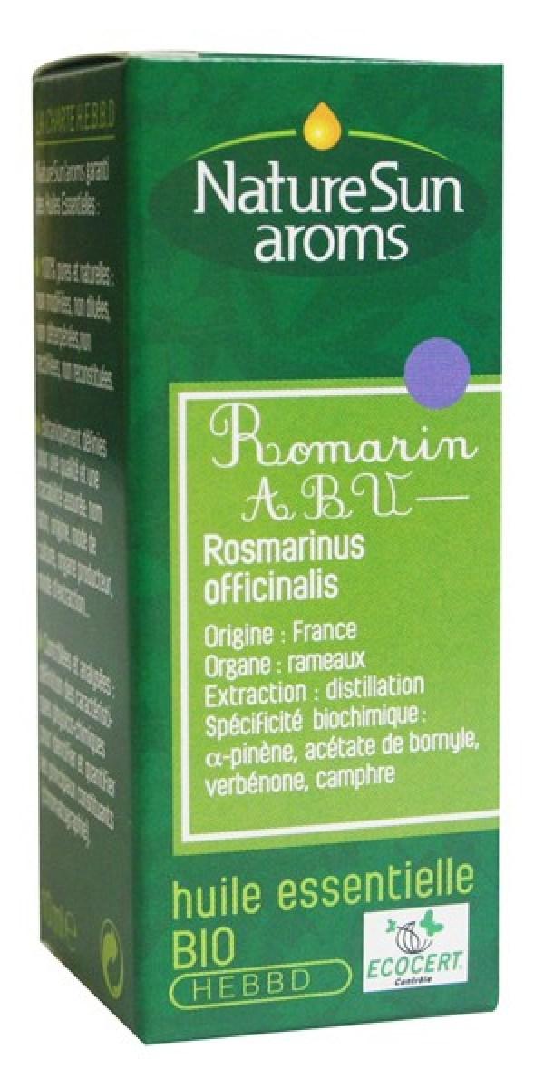 Huile essentielle de romarin ABV – NatureSun Aroms