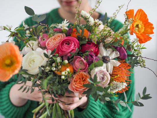 abonnement politique cookies grand bouquet fleurs seches fleurs sechees fleuriste rennes les herbes sauvages