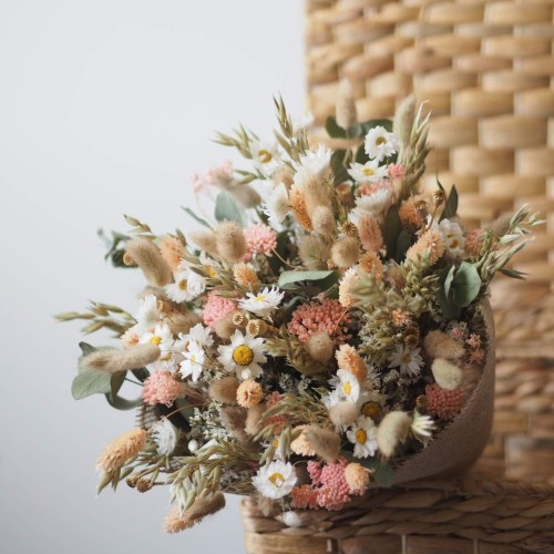 Atelier bouquet de fleurs séchées Jeudi 29 Octobre