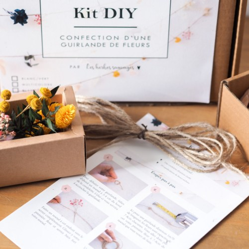 Kit DIY Guirlande