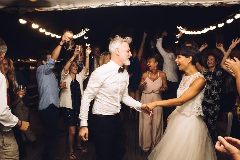 ambiance cocktail dinatoire de mariage