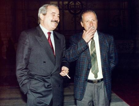 Giovanni Falcone et Borsellino