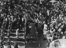 Obsèques de Beppe Montana