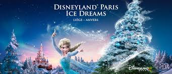 Disneyland Ice Dreams