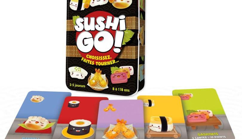 [Test] – Sushi Go