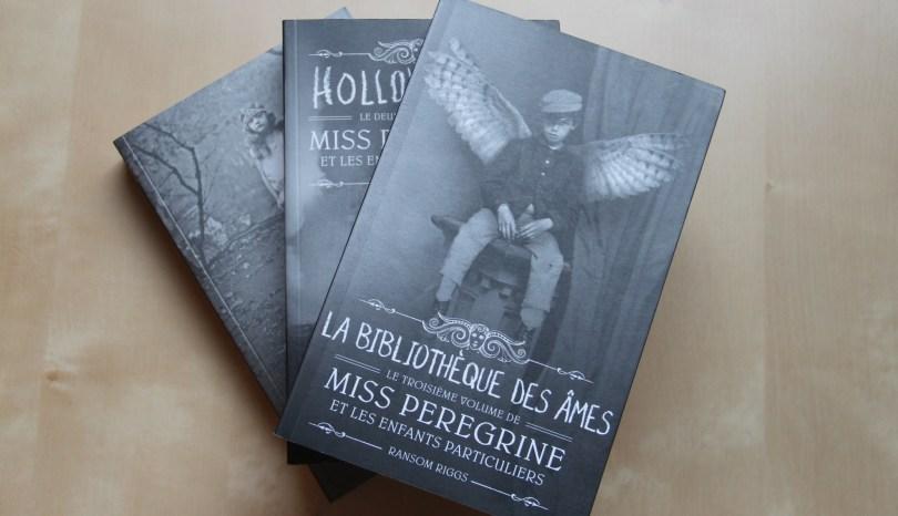 [J'ai lu] Miss Pérégrine et les Enfants Particuliers