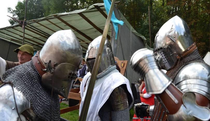 [En vadrouille] Fête médiévale : la Charlemagn'rie