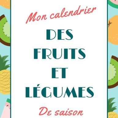 Mon calendrier de saison