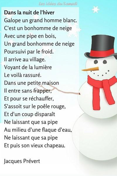 Chanson Pour Les Enfants De L'hiver : chanson, enfants, l'hiver, Chanson, Enfants, L'hiver:, Jacques, Prévert, Musique