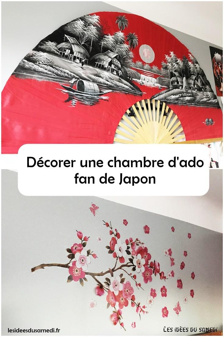 decoration manga chambre chambre style japonais manga. Black Bedroom Furniture Sets. Home Design Ideas