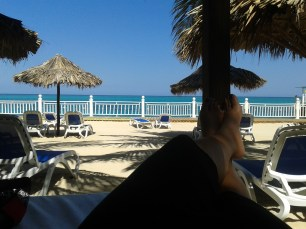 Vacationing in Montego Bay