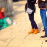 Les pas des passants #5 >> Hambourg7