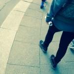 Les pas des passants #5 >> Hambourg8
