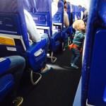 Les pas des passants #5 >>avion