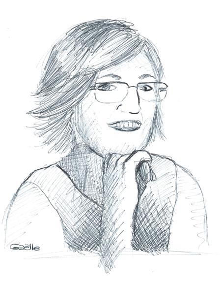 autoportrait-Gaelle