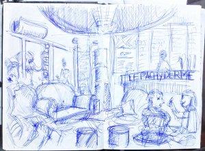 exteireur-dessin-croquis-café-paris-1