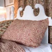 Heidi Standard Pillow   Les Indiennes