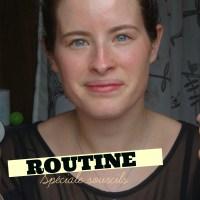 Routine#4 - Spéciale sourcils (entretien & maquillage)