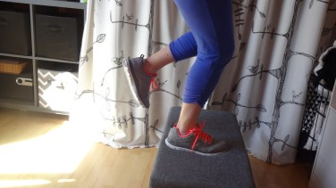 Step lever de genou