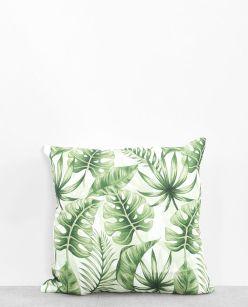 Housse de coussin palmier 40*40cm : 9,99€