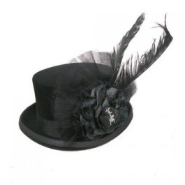 chapeau Victorien