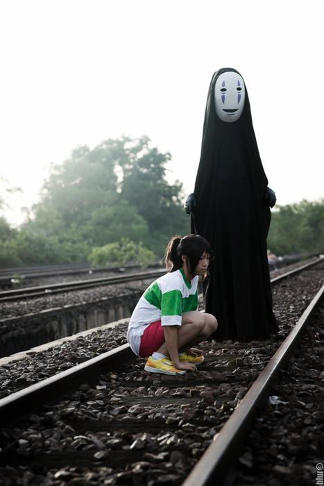 Chihiro & le sans visage
