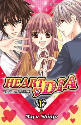 Heart ni Dia 1