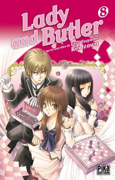 Lady & Butler 8