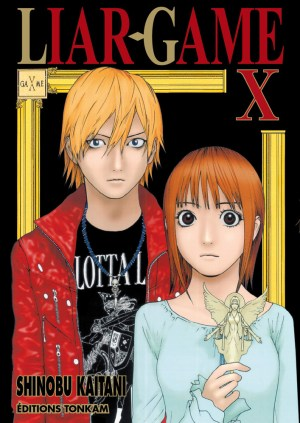 Liar game tome 10