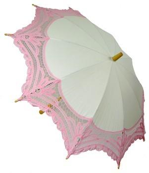 Ombrelle-lolita-blanche-et-rose
