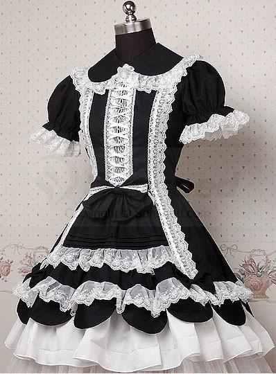 black-ruffle-falbala-cotton-gothic-lolita-dress01.jpg