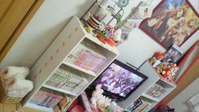 Chambre de fille Japonaise.3