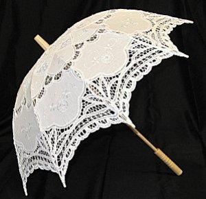 gps083w ombrelle gothique sweet lolita victorien dentelle 1